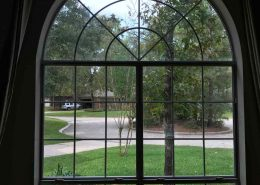 woodlands arched window cleaning service