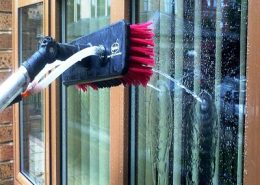 window cleaning woodlands